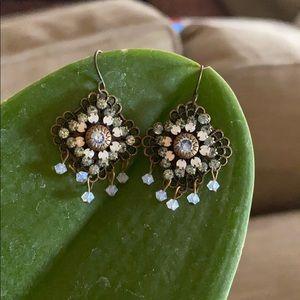 Beautiful Drop Earrings - Anthropology